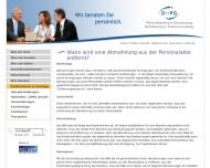 Website DHPG Dr. Harzem & Partner