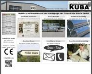 Bild Webseite Kuba Werner Grundbesitz- und Verwaltungs Frankfurt