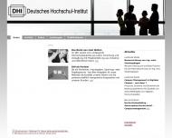 Bild DHI Deutsches Hochschul-Institut GmbH