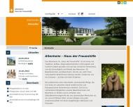 Bild Diakonische Einrichtungen der Evangelischen Frauenhilfe im Rheinland gGmbH