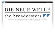 Bild Webseite Die Neue Welle Rundfunk-Verwaltungsgesellschaft Nürnberg