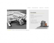 Bild Webseite  Gera