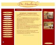 Website Die Maultasche