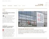 Bild Die PR-BERATER, Agentur für Kommunikation GmbH