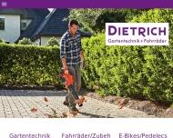 Bild Dietrich Gartentechnik + Fahrräder Inhaber: Jürgen Schulze e. K.