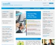 Bild Webseite Creditreform Konstanz Müller & Schott Konstanz