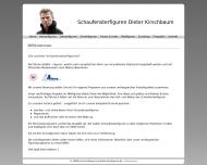 Bild Webseite Dieter Kirschbaum Köln