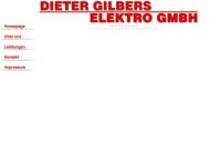 Bild Dieter Gilbers Elektro GmbH