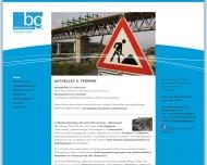 Bild Webseite Dipl.-Ing. Bernd Gebauer Ingenieur München