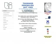 Bild Thomaier Immobilien GmbH
