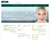 Bild Webseite DMK Danné Montague-King Deutschland Hamburg