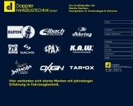 Bild Doppler Fahrzeugtechnik GmbH