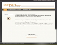 Bild Webseite Dörner Consulting Wedel
