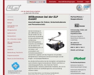 Bild ELP GmbH European Logistic Partners