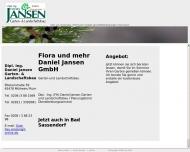 Bild Flora und mehr Daniel Jansen GmbH