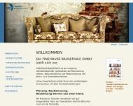 Bild Finehouse Bauservice GmbH