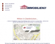 Website R & K Immobilien