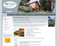 Bild Webseite Gebäudedienste Görne Berlin