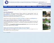Bild Evangelisches Diakonissenmutterhaus Bremen e.V.