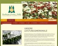 Bild Webseite Hamburger Gewürzmühle Hermann Schulz G.m.b.H. Hamburg