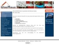 Bild Webseite Gütersloher Glas Haus Gütersloh