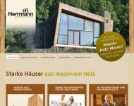 Herrmann Massivholzhaus herrmann massivholzhaus geisa bau