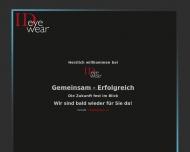 Bild Webseite ID Eyewear Hamburg
