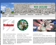 Bild Kies-Asphalt-Transportbeton-Werk Oberland Rolf Strohmaier GmbH