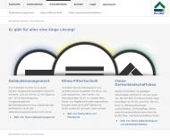 Website Kluge Gebäudemanagement