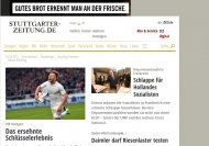 Aktuelle Nachrichten - Stuttgarter Zeitung