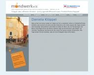 Website Mundwerk