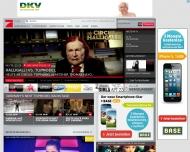 Bild Webseite ProSieben Television Unterföhring