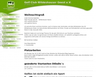 Bild Golf Club Wildeshauser Geest e.V.