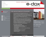 Website e-dox