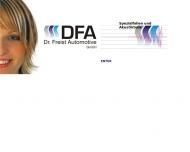 DFA - Dr. Freist Automotive GmbH