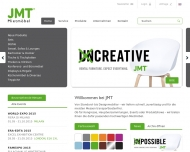Bild Webseite JMT EventService Hamburg