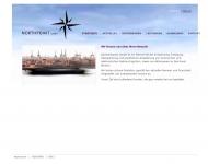 Bild Webseite Northpoint Hamburg
