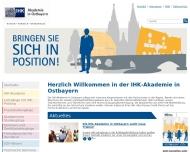 Bild IHK-Akademie in Ostbayern GmbH