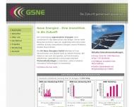 Bild GS Neue Energien GmbH