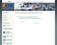 Bild KTW-Kunststofftechnik-Weißenburg GmbH & Co.KG