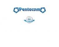 Bild Webseite Pentacom Berlin