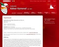 Bild Gemeinnützige Gesellschaft des Kölner Karnevals mbH