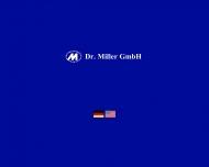 Bild Dr. Miller Holding GmbH & Co. KG