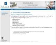 Bild Dr. Petri Hospital Consulting GmbH