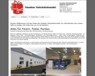 Bild Webseite  Geseke