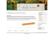 Bild druckmeister DIE GRAPHISCHE WERKSTATT Carius GmbH