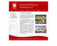 Bild Katholische Sozialstation Heidelberg-Süd e.V.