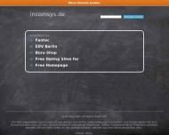 Bild Webseite Nadège Eichler - InComSys - Berlin