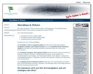 Website Nordland Transport und Logistik