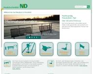 Bild Webseite Neudeck & Dransfeld Kiel